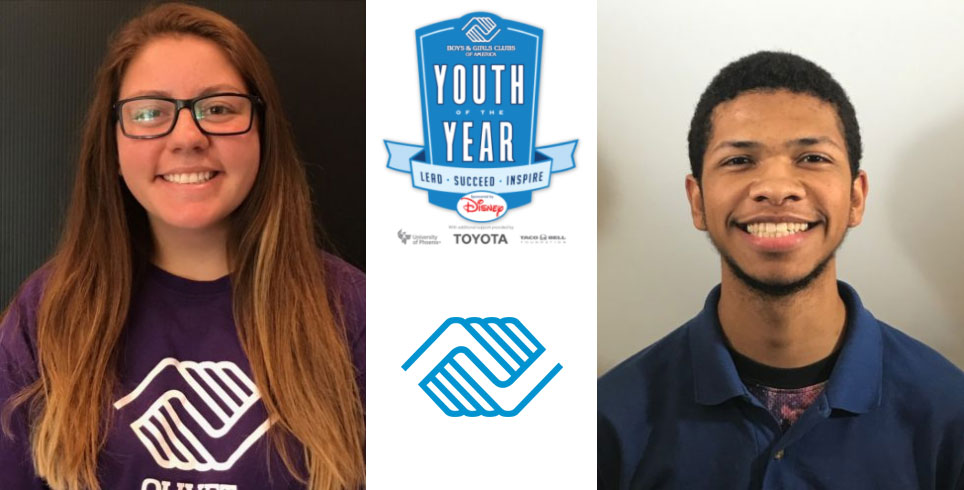 Olivet Boys and Girls Club announces the Co-Youths of the Year