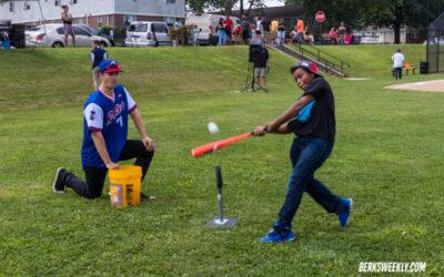 Dedication Ceremony Held for Renovated Oakbrook Park Baseball Field