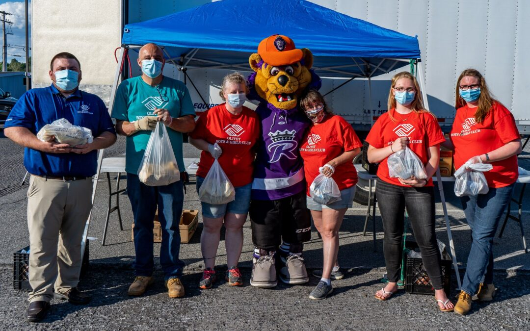 New Partnership Gives Berks Youth Access to Reading Royals Clinics and More