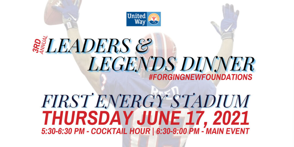 3rd Annual Leaders & Legends Dinner