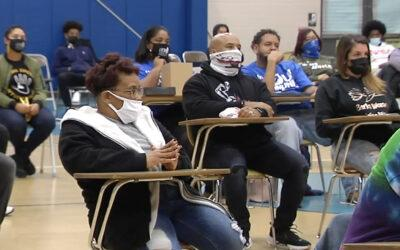 Reading Community Holds Town Hall to Discuss Youth Violence
