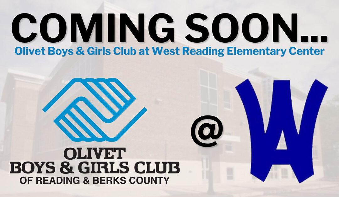 Olivet and Wyomissing Area School District Launch Partnership for the Youth of West Reading and Wyomissing
